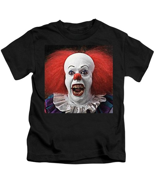 Pennywise The Clown Kids T-Shirt