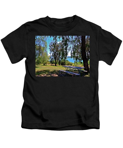 Perfect Picnic Place Kids T-Shirt