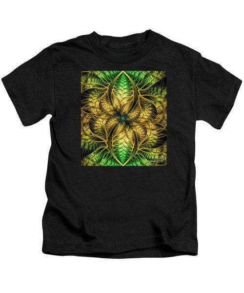 Petals Of Life Kids T-Shirt