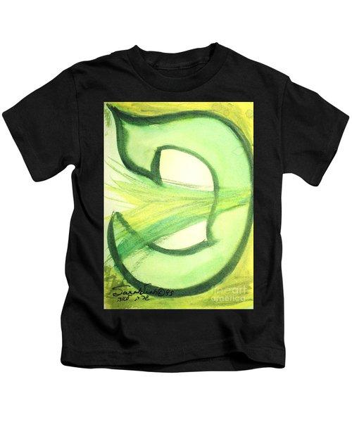 Pey Formation Kids T-Shirt