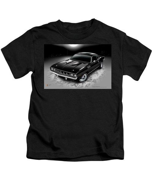 Phantasm 71 Cuda Kids T-Shirt
