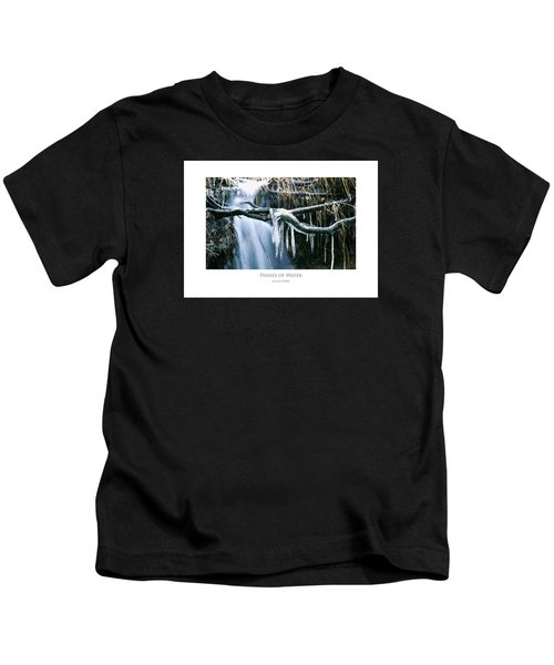 Phases Of Water Kids T-Shirt