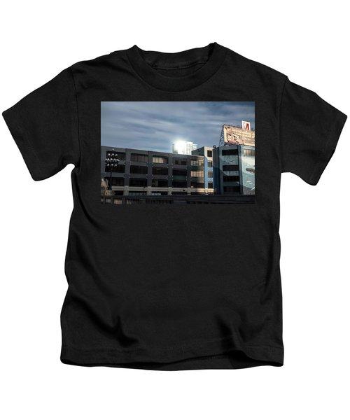 Philadelphia Urban Landscape - 1195 Kids T-Shirt