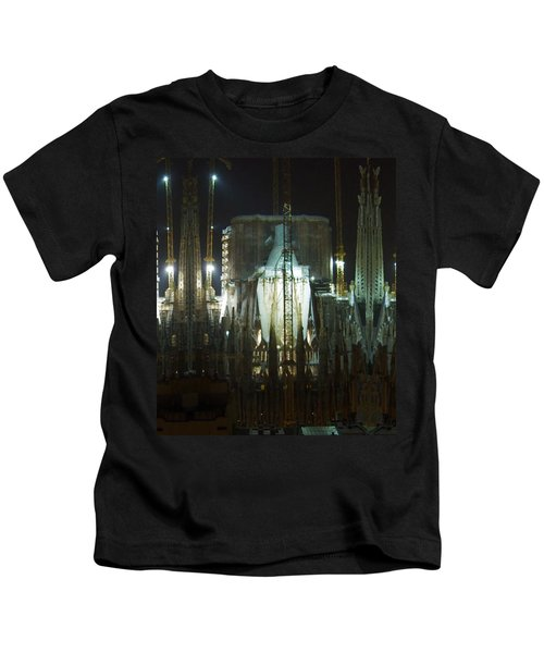 Photography Lights N Shades Sagrada Temple Download For Personal Commercial Projects Bulk Printing Kids T-Shirt