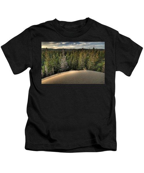 Pic Dunes   Kids T-Shirt