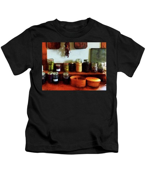 Pickles Beans And Jellies Kids T-Shirt