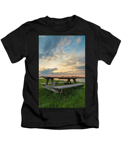 Picnic Time Kids T-Shirt
