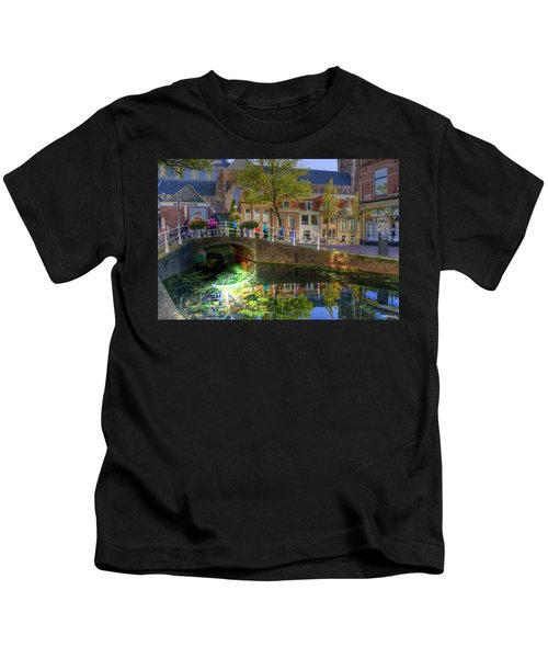 Picturesque Delft Kids T-Shirt