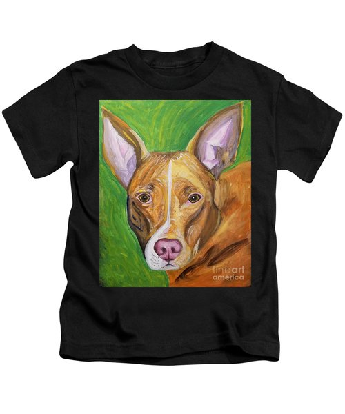 Pink Nose Kids T-Shirt