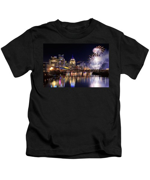 Pittsburgh 1  Kids T-Shirt