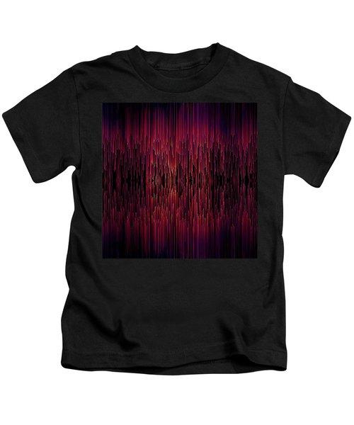 Planet Pixel Carnival Dreams Kids T-Shirt
