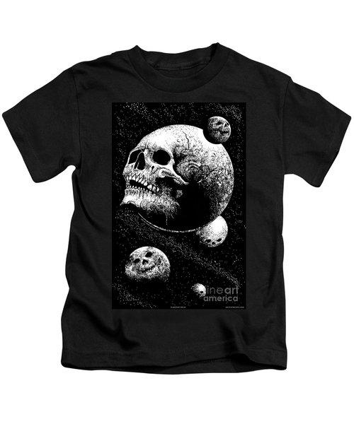 Planetary Decay Kids T-Shirt
