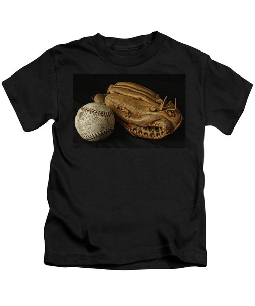 Play Ball Kids T-Shirt by Richard Rizzo