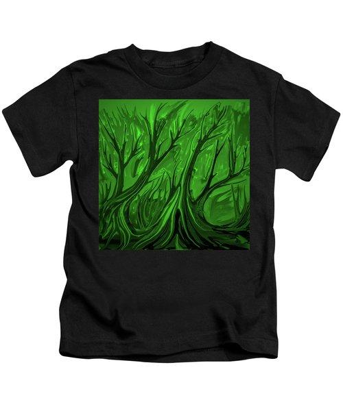 Play Green #h6 Kids T-Shirt