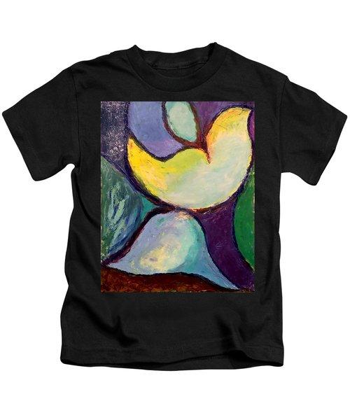 Play Of Light Kids T-Shirt