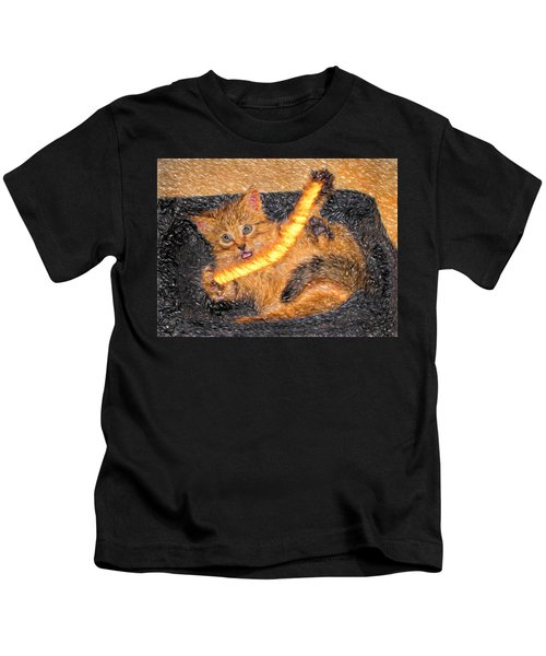 Playing With Fire Kids T-Shirt