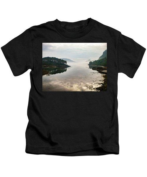 Plockton, Highlands, Scotland,  Kids T-Shirt