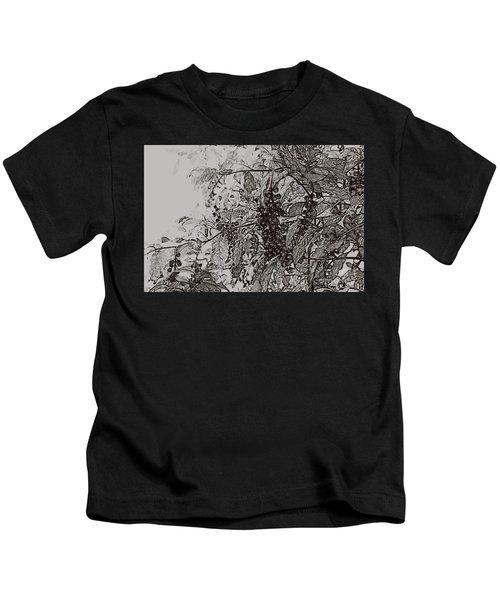 Pokeweed Kids T-Shirt
