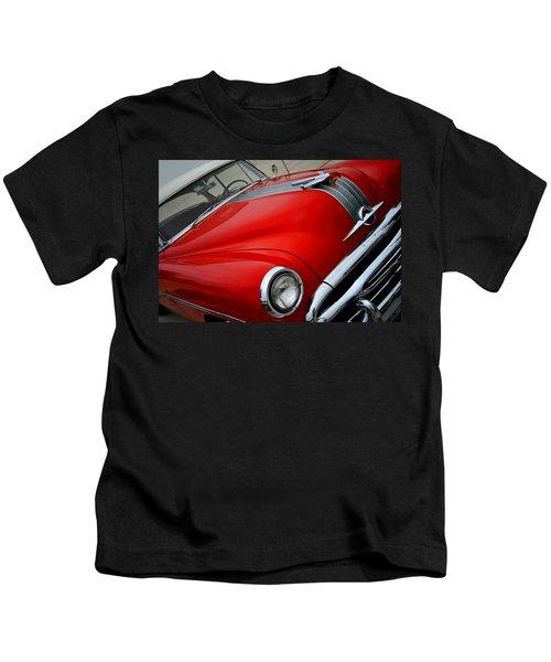 Pontiac Chieftain 1954 Front Kids T-Shirt