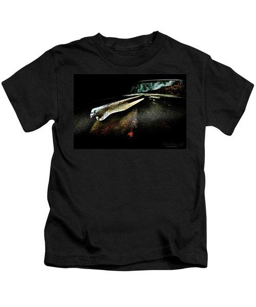 Pontiac Emblem Kids T-Shirt