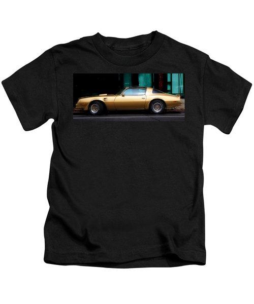 Pontiac Trans Am Kids T-Shirt