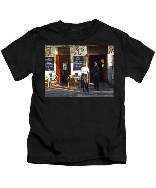 Port De Soller Kids T-Shirt