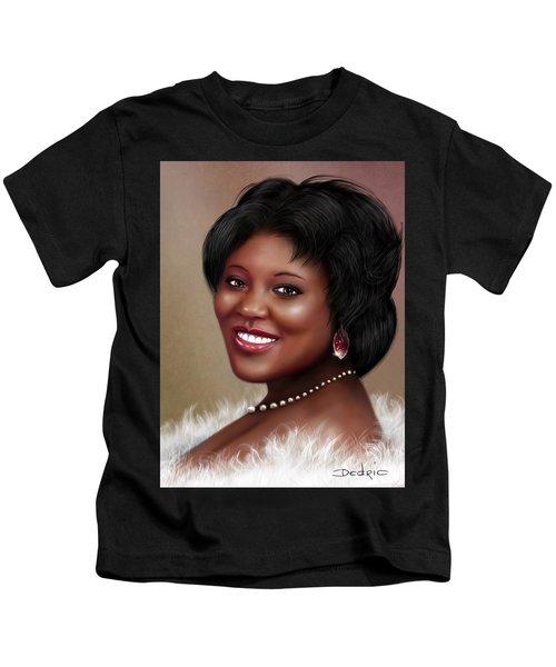Portrait Commision  Kids T-Shirt