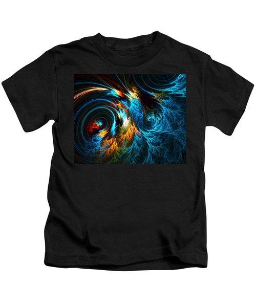 Poseidon's Wrath Kids T-Shirt