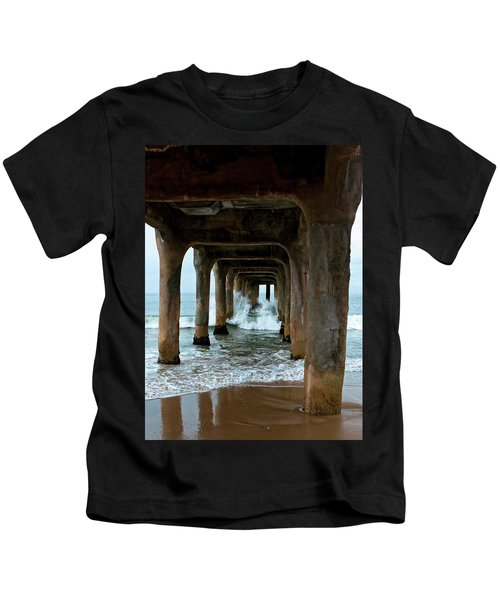 Pounded Pier Kids T-Shirt