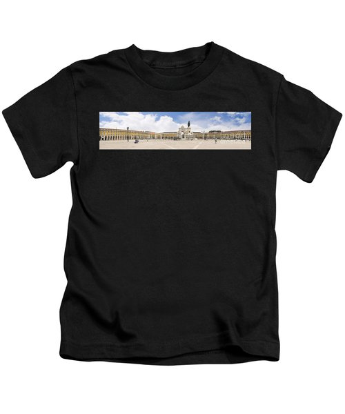 Praca Do Comercio, The Square Of Commerce Kids T-Shirt
