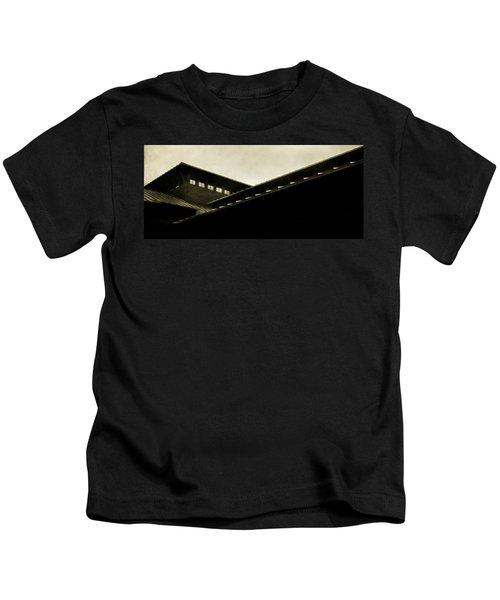 Prairie Lines Kids T-Shirt