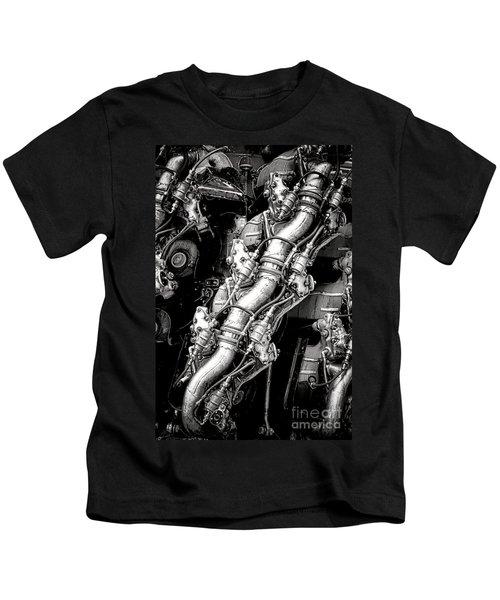 Pratt And Whitney Wasp Major  Kids T-Shirt