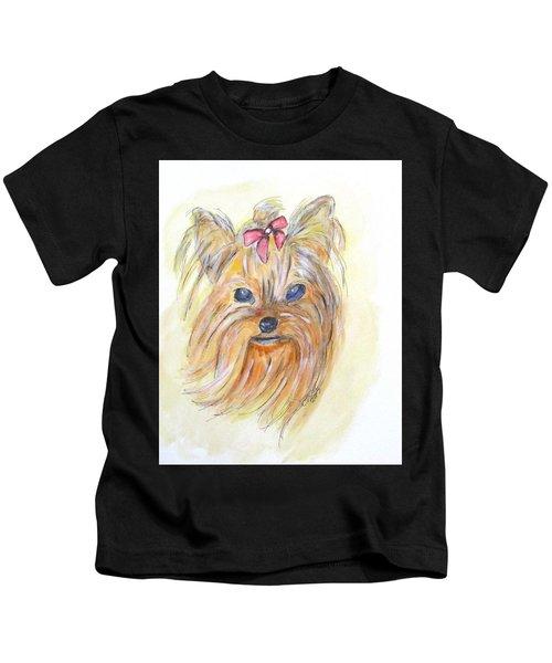 Pretty Girl Kids T-Shirt