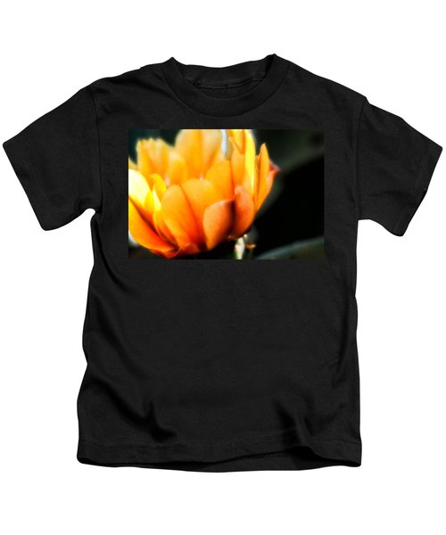 Prickly Pear Flower Kids T-Shirt