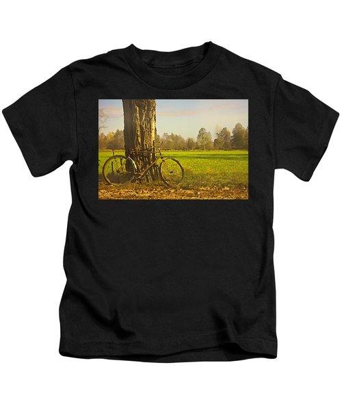 Private Parking Kids T-Shirt
