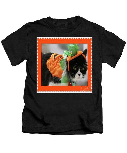 Pumpkin Humphries Kids T-Shirt