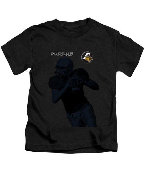 Purdue Football Kids T-Shirt