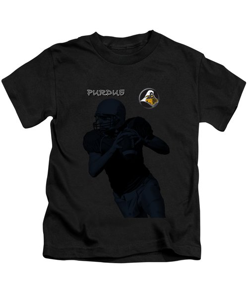 Purdue Football Kids T-Shirt