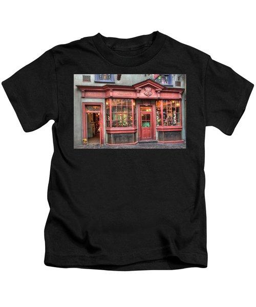 Quality Quidditch Supplies Kids T-Shirt