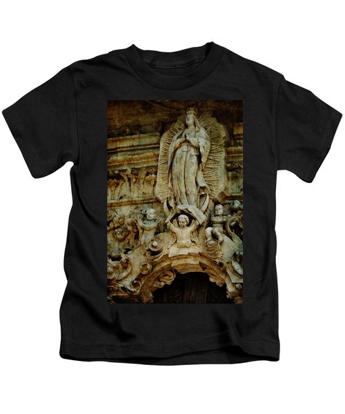 Queen Of The Missions Kids T-Shirt