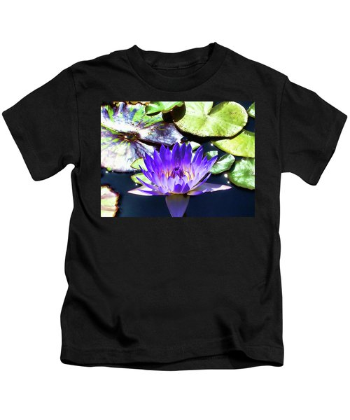 Queen On The Lake Kids T-Shirt