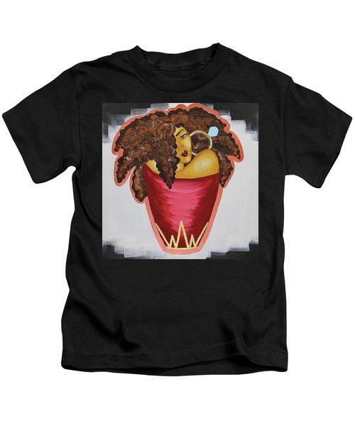 Queens Be Winning Kids T-Shirt