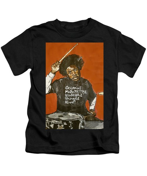 Questlove Kids T-Shirt