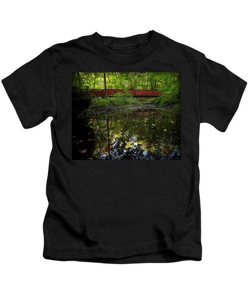 Quiet Reflections Kids T-Shirt