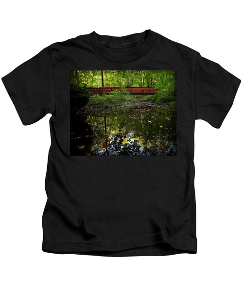 Quiet Reflections Kids T-Shirt
