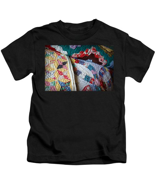 Quilted Comfort Kids T-Shirt