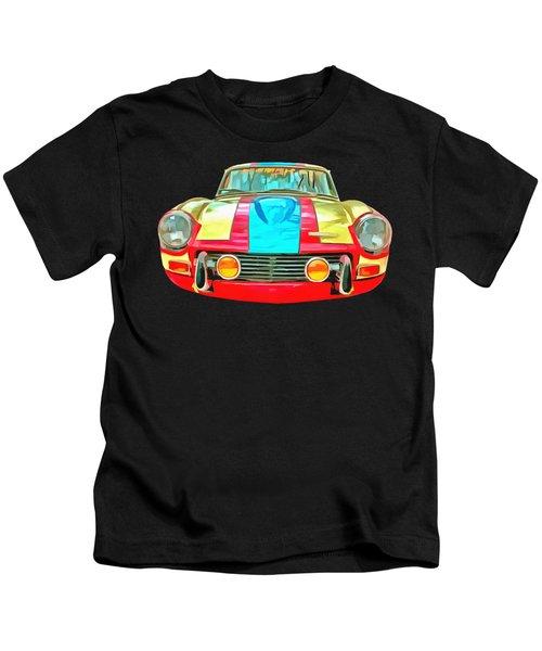 Race Car T-shirt Kids T-Shirt