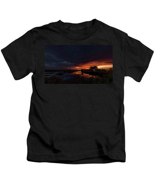 Rain Or Shine -  Kids T-Shirt