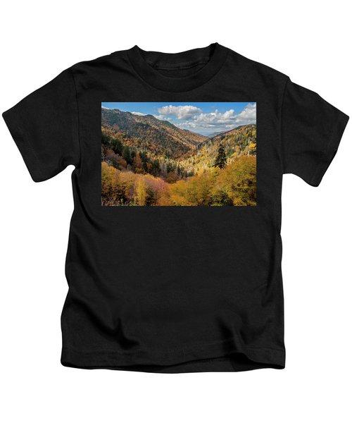 Rainbow Of Colors Kids T-Shirt