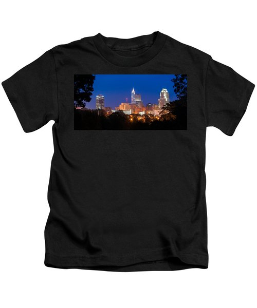 Raleigh Skyline Kids T-Shirt